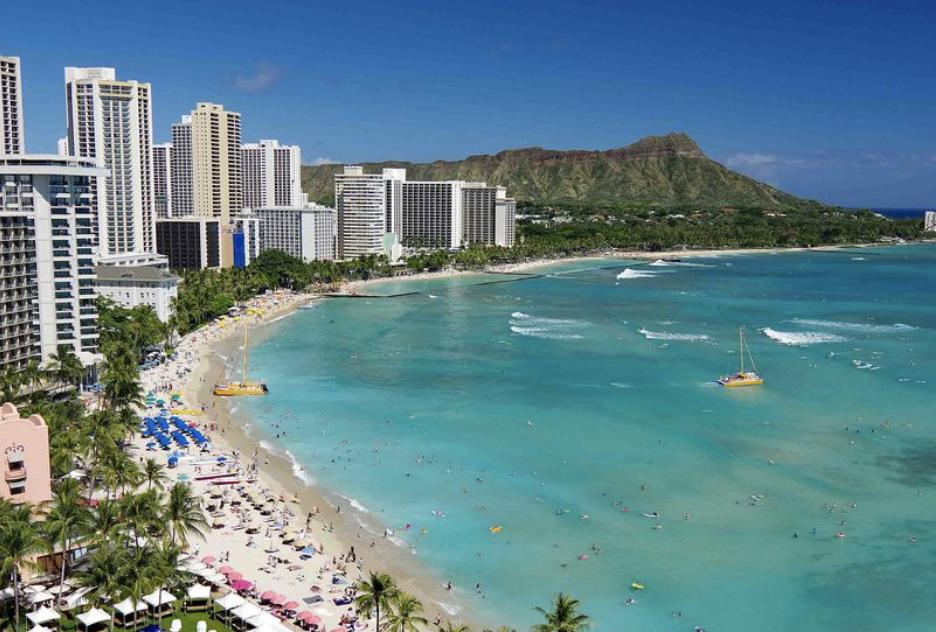 そうだ、ハワイに行こう